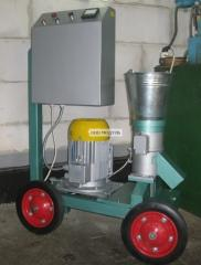 THE COMPOUND FEED GRANULATOR, PRESS FOR PELLET