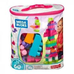 Мега блокс конструктор для девочки розовый Fisher