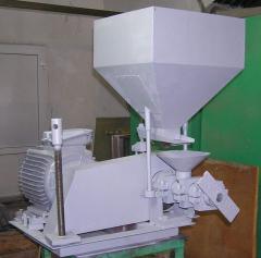 Extruder of grain crops 100кг/час/þáß