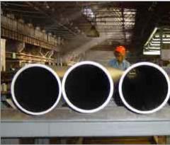 Трубы из титановых сплавов повышенного качества