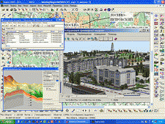 GIS (geographic information system) - the most