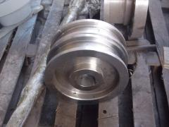 Wheel of 400 mm