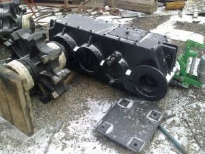 Капитальный ремонт приводов хода СБШ