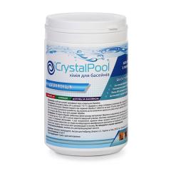 Быстрый хлор Crystal Pool Quick Chlorin Tablets