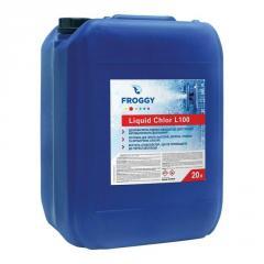 Жидкий хлор FROGGY Liquid chlor L100 20 л