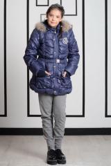Теплые брюки для девочки Krytik Италия 84502 / KR