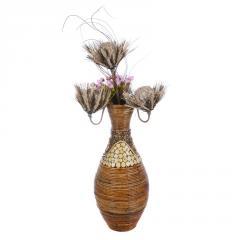 Торшер напольный ваза прикроватный BKL-295F/4