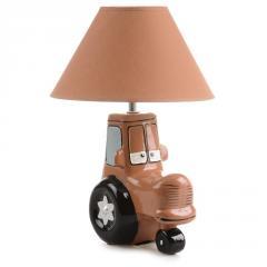 """Настольная лампа для детской """"Трактор"""""""