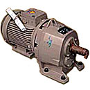 Motor reducer cylindrical 4MTs2S-63, 4MTs2S-80,