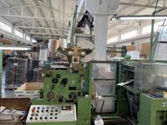 Fischer und Krecke 43bb bag making machine
