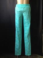 Летние ажурные женские брюки