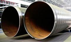 Трубы для магистральных трубопроводов прямошовные,