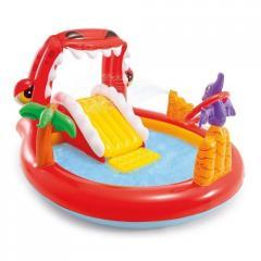 Водный Игровой центр Intex 57163 Веселый Динозавр