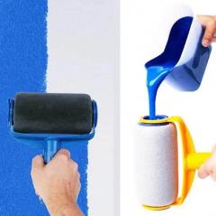 Валик для покраски Paint Roller с резервуаром для