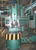 Станок токарно-карусельный модель 1516Ф3 после