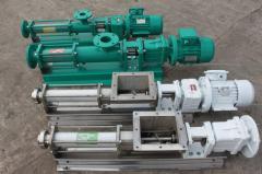Screw pumps SOLTEC