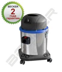 Vacuum cleaner professional Becker DELTA 35 INOX