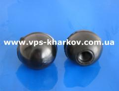 Handles plastic spherical N-12 for knife switches