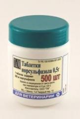 Norsulfazolum