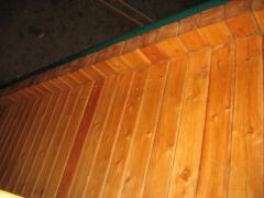 Bar from a larch 200Х200Х4000/6000