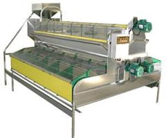 The cellular module for cultivation of rabbits