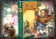 Настольная Игра Dixit 4 Origins Диксит 4 Истоки |