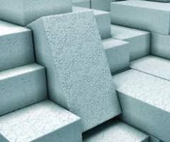 Blocks are gas-silicate