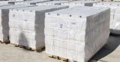 Blocks easily concrete