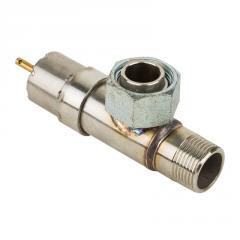 Клапан автослива Ecoflame для парогенератора