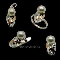 Earring Fiesta set, ring, pendent art-196
