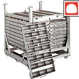 Колонна варочная (01-01), паровые и парокоптильные установки