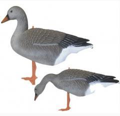 Models of animals, goose gumennik
