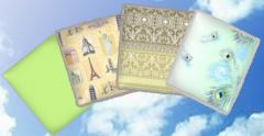 Pillowcases 50*70 that 70*70 in asortiment_