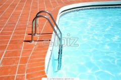 Ladders for pools.