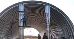 Зерносклады, зернохранилища