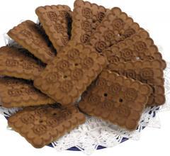 Печенье собственного производства.