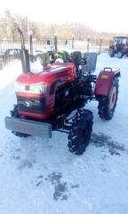 Мини-трактор Шифен SF244 ременной 4x4