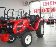 Branson-2100 mini-tractor