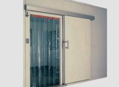 Freezing laboratory chambers