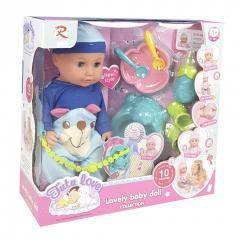 """Кукла интерактивная Qunxing Toys """"Пупс с..."""
