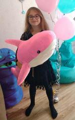 """Мягкая игрушка """"Акула"""" (AKL3R)"""
