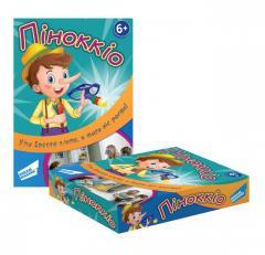 Игра детская настольная Пиноккио DREAM...