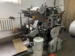 Fischer und Krecke combi 0 bag making machine