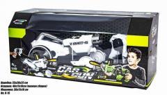 Машинка-бластер 2-в-1 CAR GUN K15