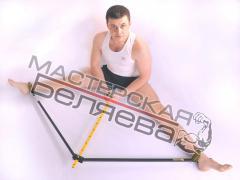 Тренажер-рамка для тренировки растяжки