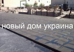 Heater nonflammable foamglass, NOVYY DOM UKRAINA