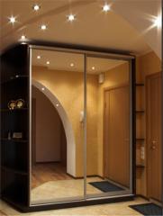 Шкафы зеркальные
