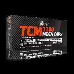 Три креатин малат Olimp TCM Mega Caps 1100 (30