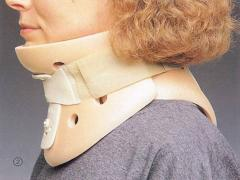 Orthoses are cervical, Orthoses on cervical