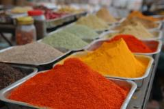 Extracts of spices